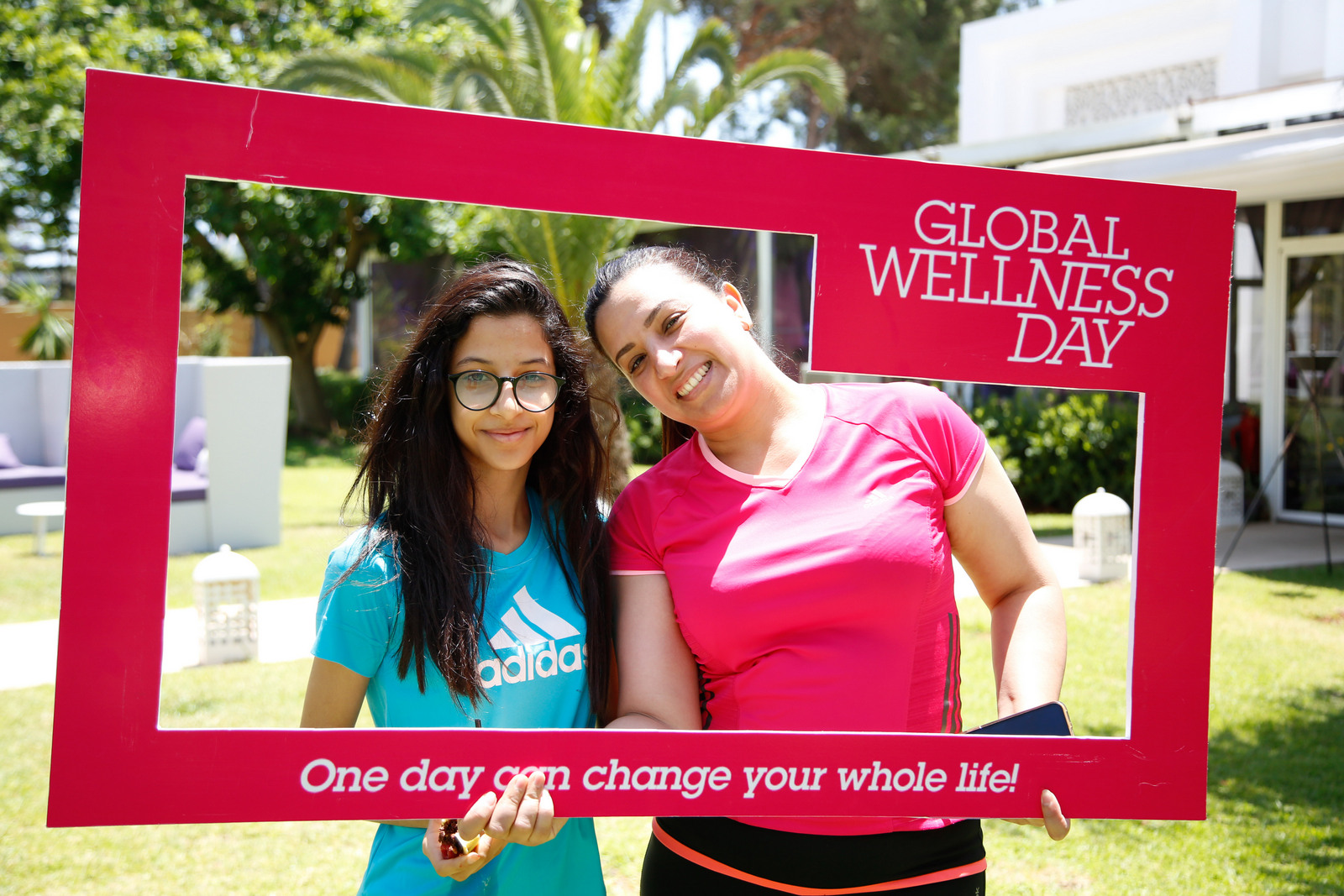Wellness Day 2019 – Sofitel Rabat