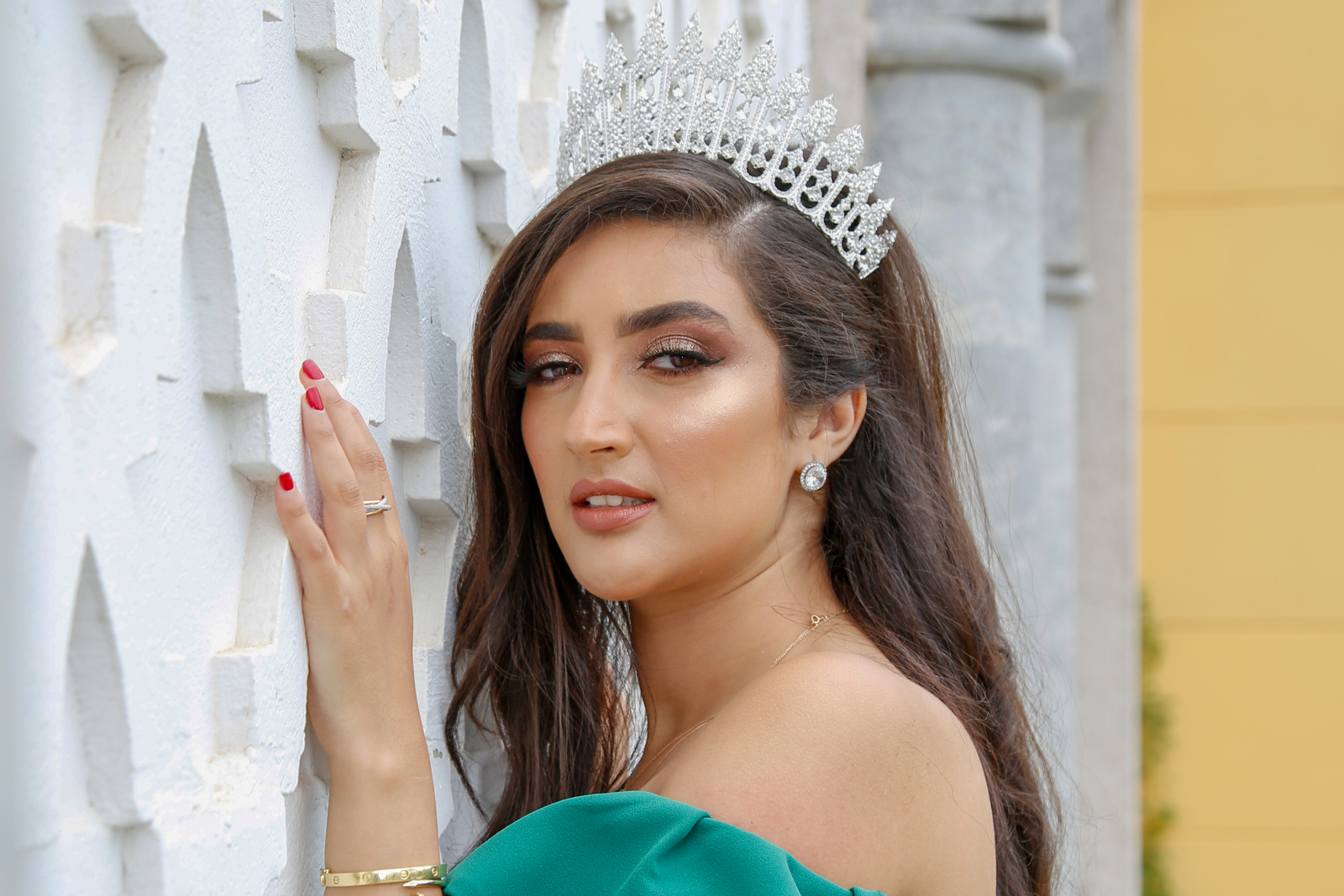 Miss Arab World – Shooting Feryel Ziari