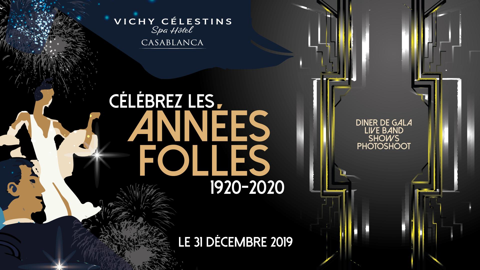 Vichy Célestins – Campagne Nouvelle An