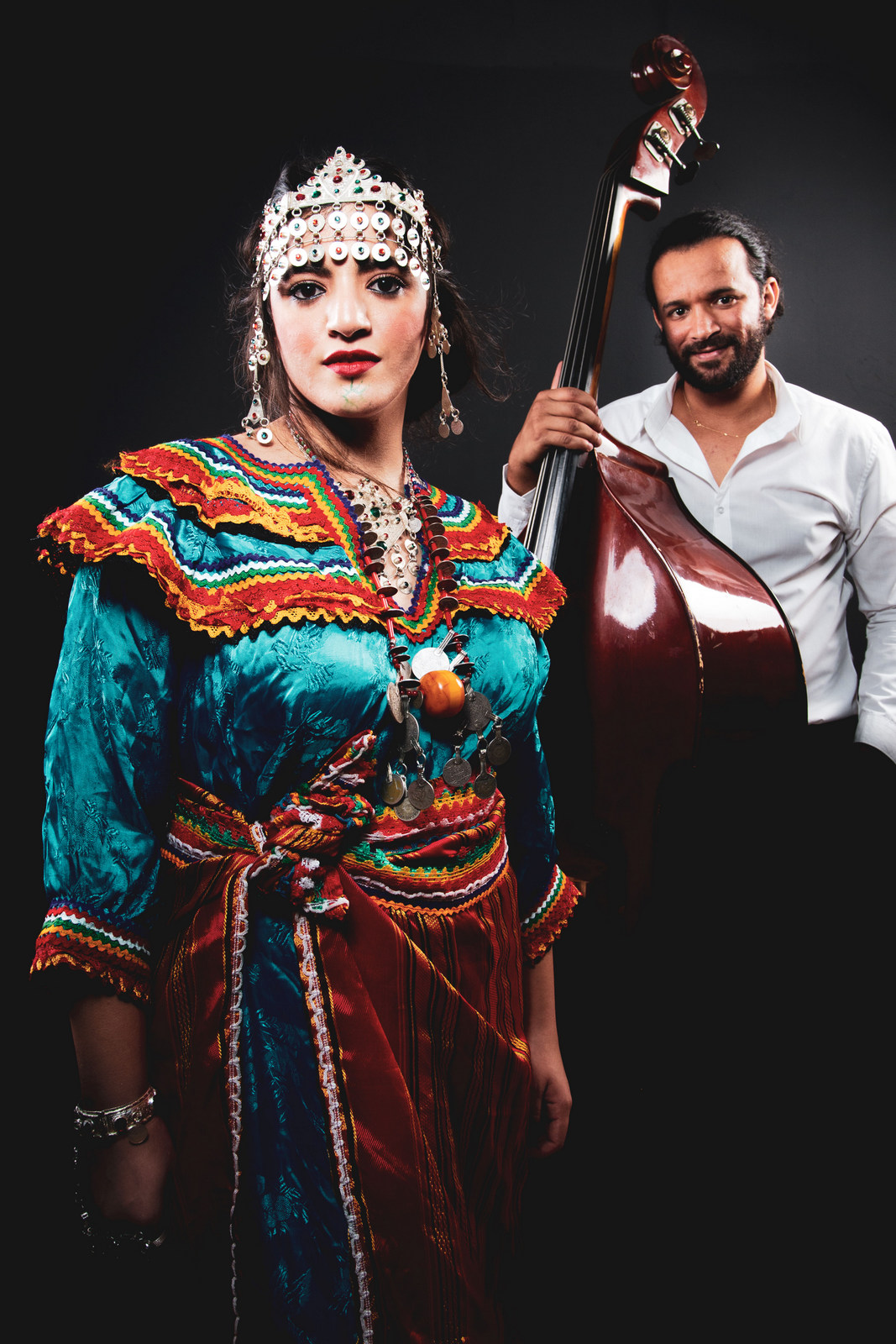 Jazz Amazigh – Album Cover Shooting