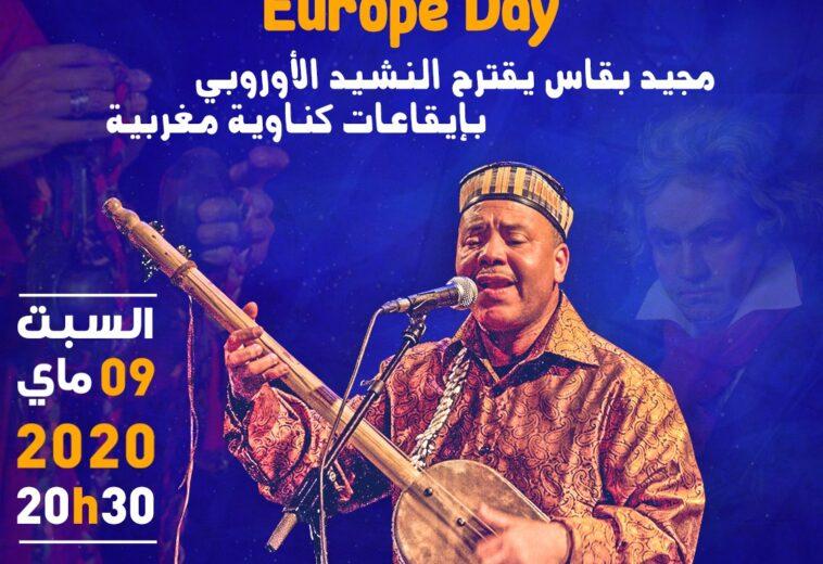 Célébration de la journée de l'Europe