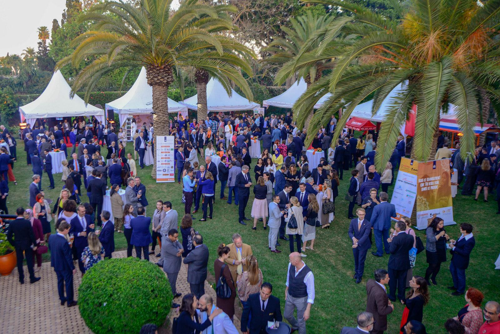 King's Day 2019 – Ambassade des Pays Bas au Maroc