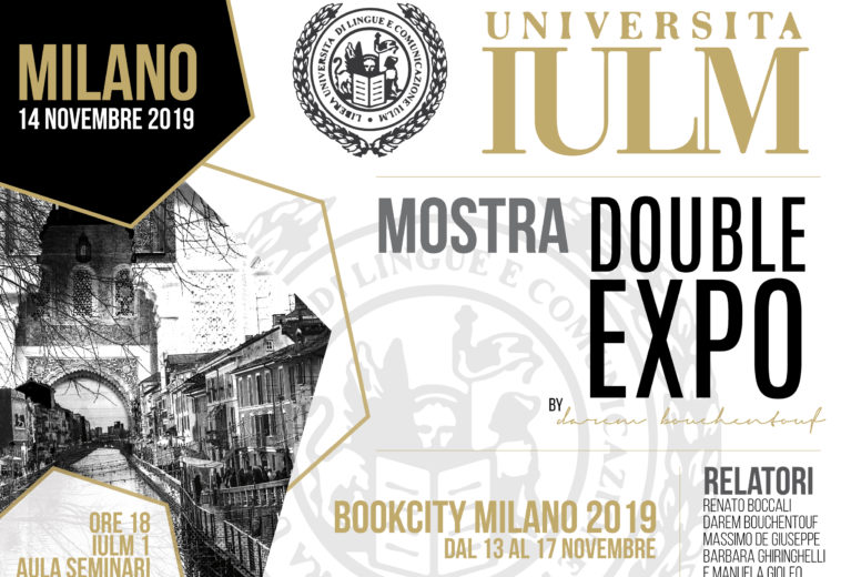 Double Expo de Darem Bouchentouf à Milan
