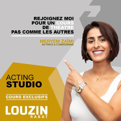 Louzin, centre artistique et culturel à Rabat