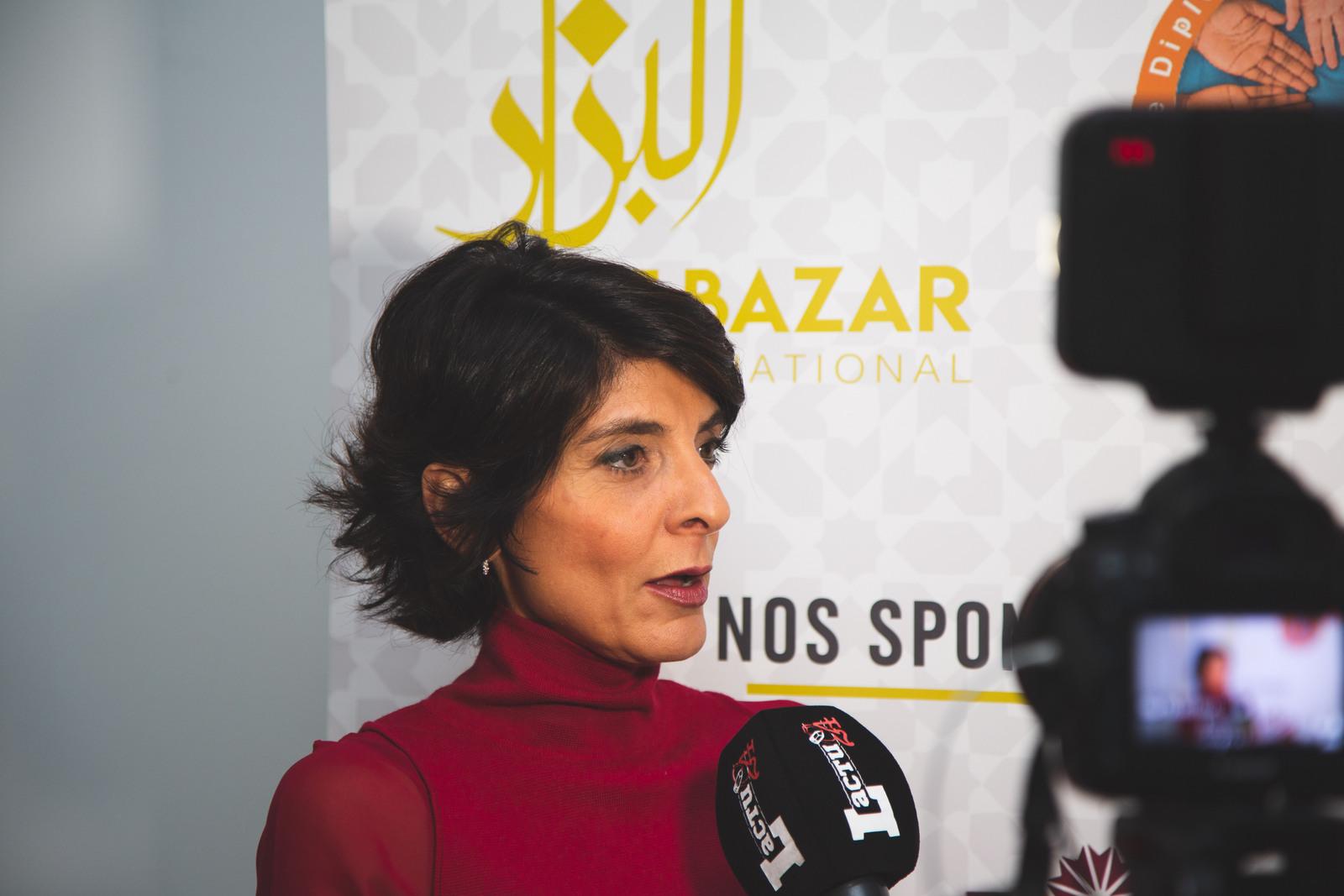 Press Conférence – Bazar Diplomatique 2019
