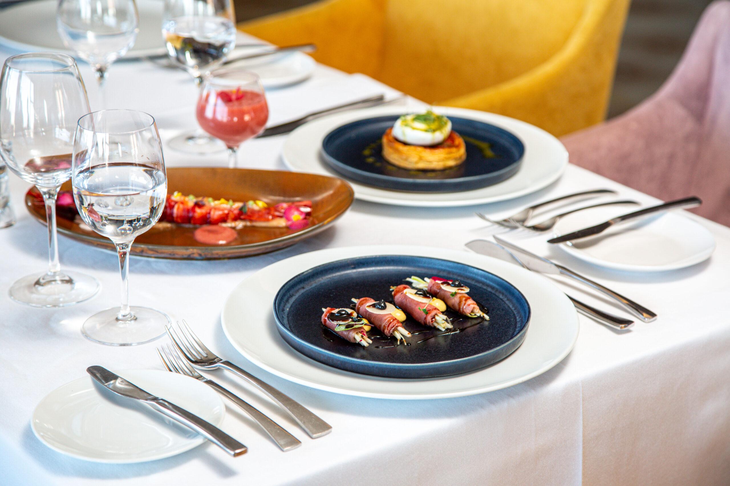 The View – Chef Tarik au Legend Club