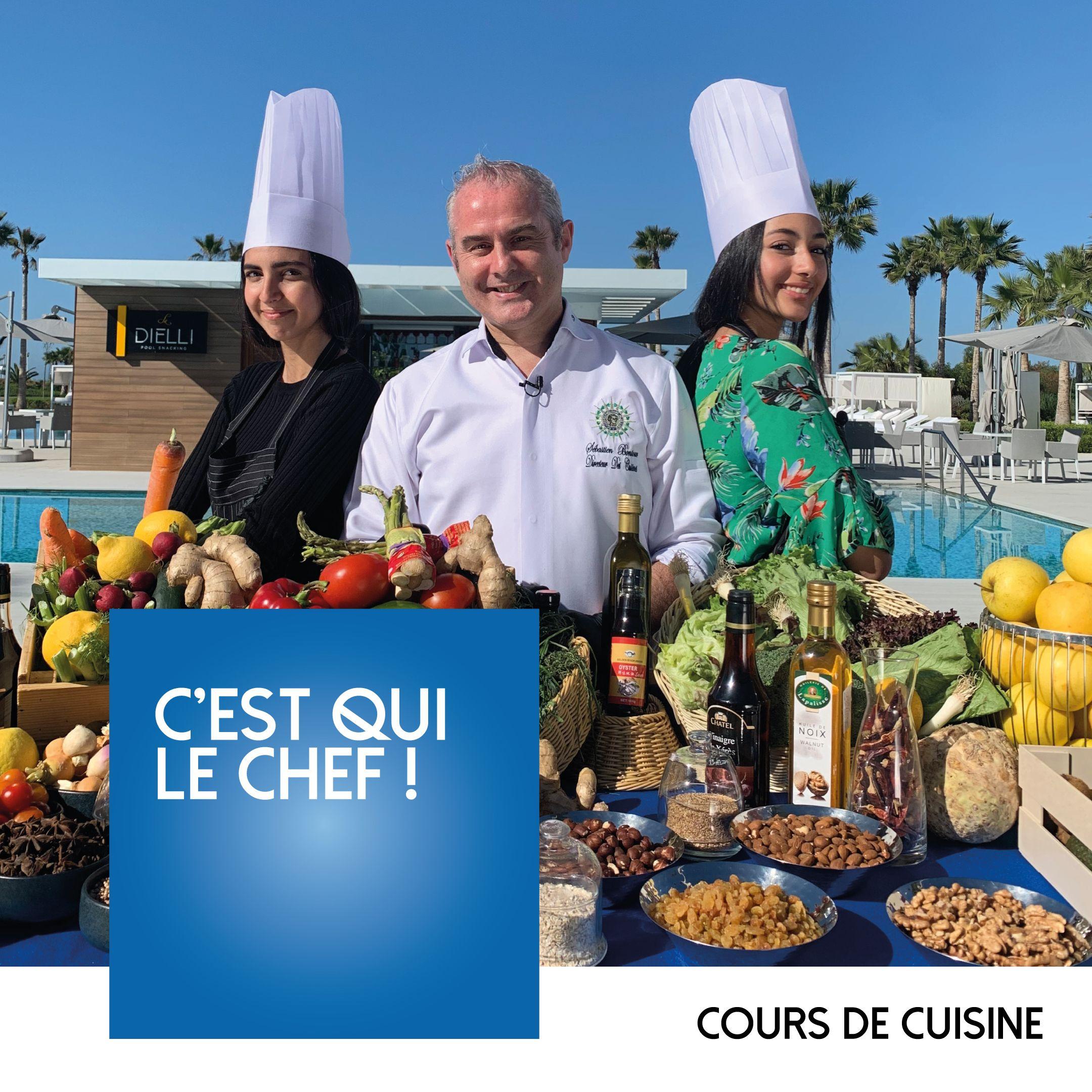 Vichy Célestins – Campagne cookingClass