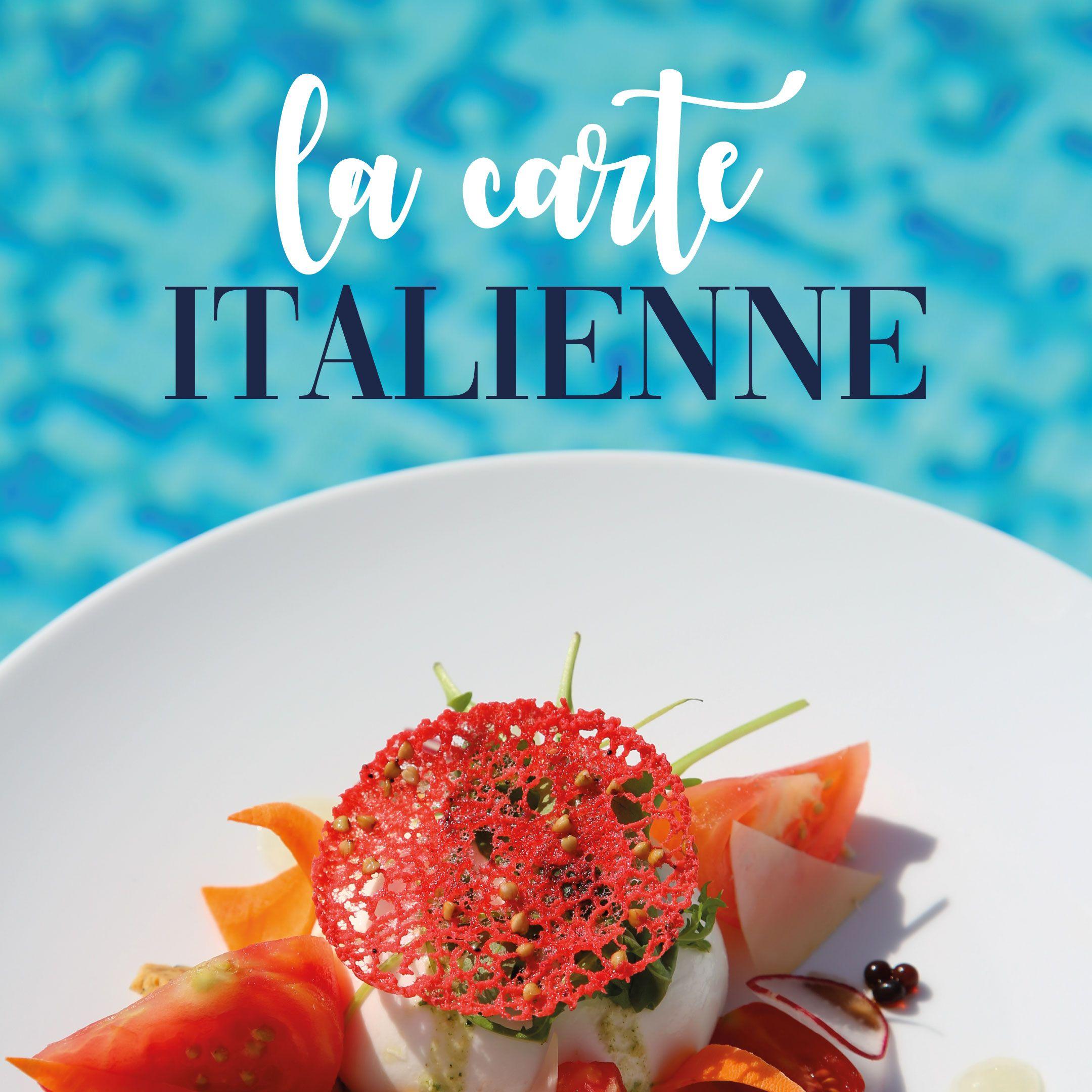 Vichy Célestins – Campagne Eté restaurant italien Mailing