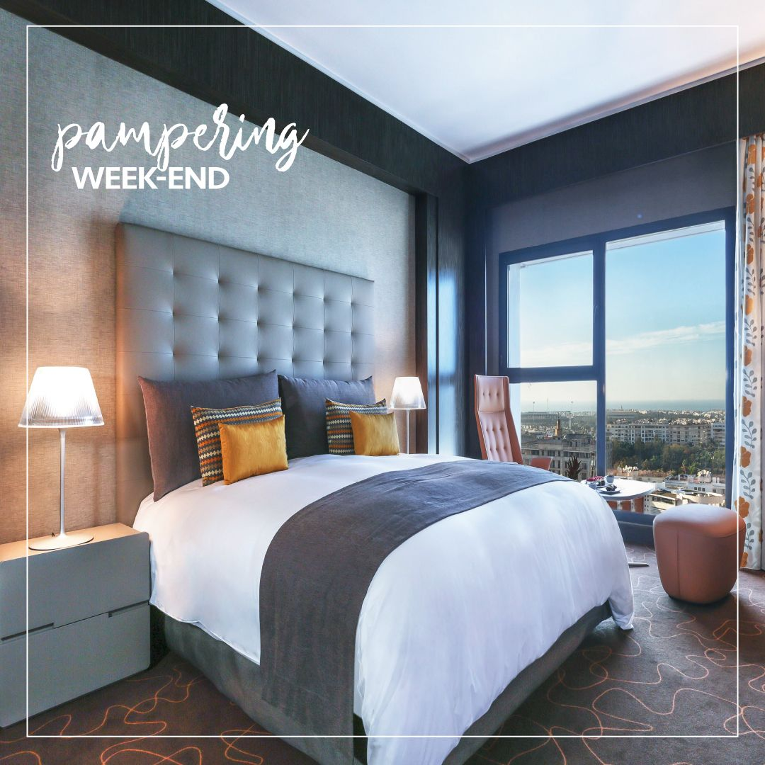 The view- Offre Pampering Week-end
