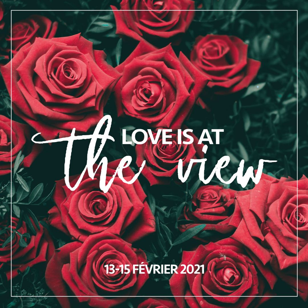 The view  – Valentine Passion