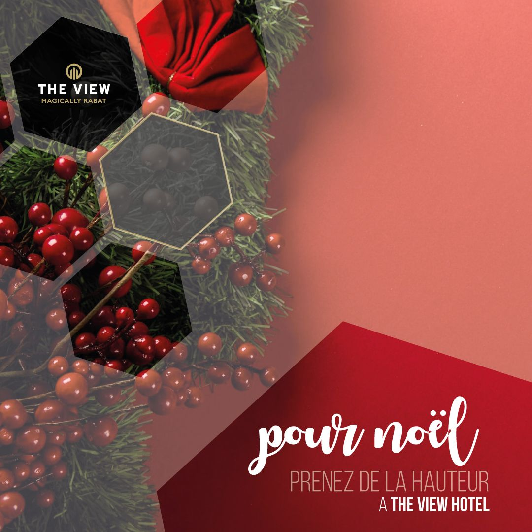 The View – Campagne Noël 2020